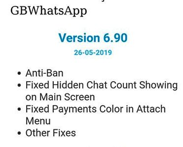 GB Whatsapp New Update 2019 - Akky4u